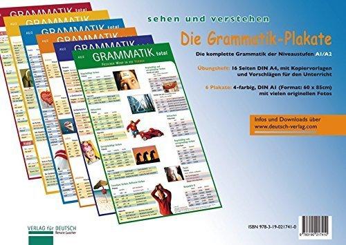(Die Grammatik-plakate: Die Grammatik-plakate - Posters (6) MIT Ubungsheft (German Edition) (2006-01-23))