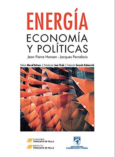 Energía, Economía y Políticas