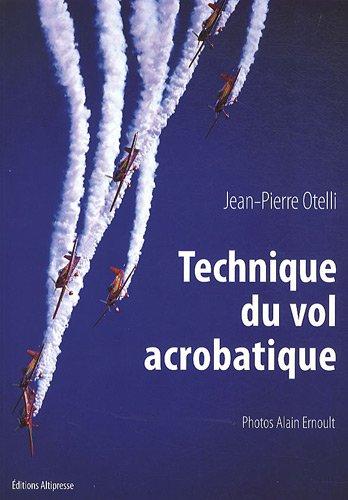 Technique de vol acrobatique (NE). Manuel aéronautique