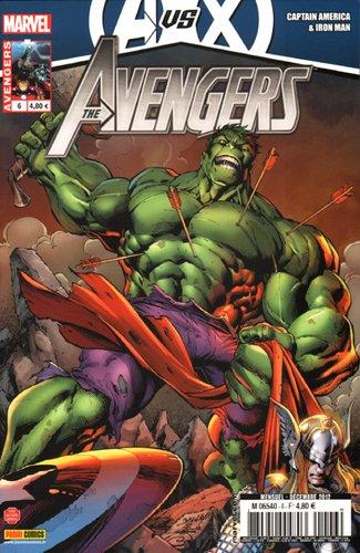 Avengers 2012 006 avengers vs x-men par John Sr Romita
