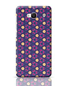 PosterGuy Redmi 2 Case Cover - Material Design Pattern 07 | Designed by: Arush Dev
