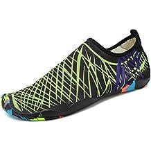Saguaro Verano Aquashoes Zapatos de Agua Zapatillas de Playa Secado Rápido  Calcetines de Natación Calzado de 1d643ff5ab0
