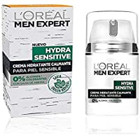 L\'Oréal Paris Men Expert Hydra Sensitive Crema de día para hombre Pieles Sensibles - 50 ml