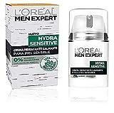 L'Oréal Paris Men Expert Hydra Sensitive Crema de día para hombre Pieles Sensibles - 50 ml