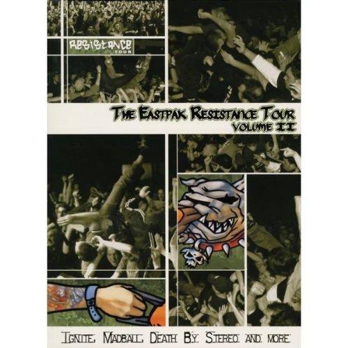 Preisvergleich Produktbild Various Artists - The Eastpak Resistance Tour Vol. 02
