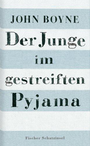 Buchseite und Rezensionen zu 'Der Junge im gestreiften Pyjama' von John Boyne