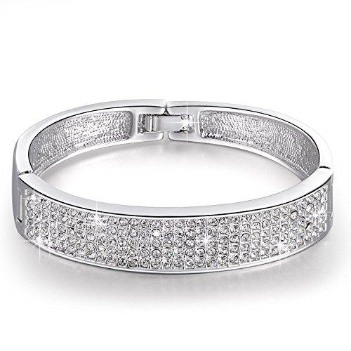Pauline-Morgen-Schnee-Liebe-Damen-Armband-Kristall