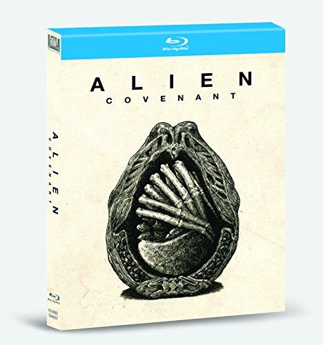 Alien Covenant Digibook Blu-Ray [Blu-ray]