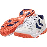 hummel Aerospeed 3.0 Tech, Chaussures de Handball Mixte Adulte, Multicolore (Living Coral 3654), 41 EU