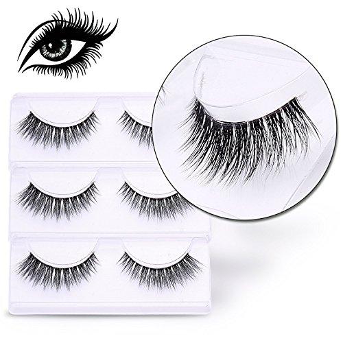 value-makers-3-paia-nero-ciglia-finte-soft-lungo-make-up-lash-extension-ciglia-ricci-ciglia-finte-na