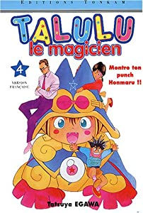 Talulu le magicien Edition simple Tome 4