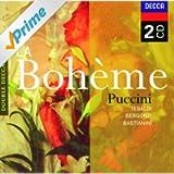 Puccini: La Bohème (2 CDs)