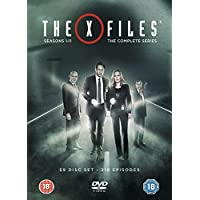 The X-Files Complete Series, Seasons 1-11