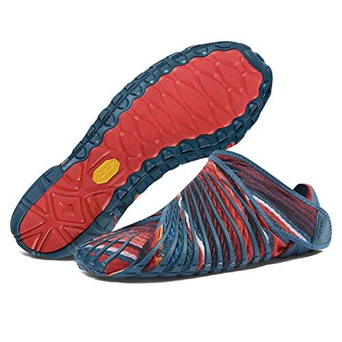 Vibram FiveFingers Furoshiki Original-Chaussures enveloppantes pour homme et femme - Divers coloris Caribbean
