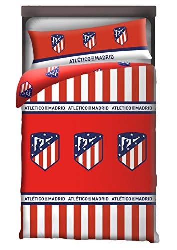 Atlético Madrid Funda Nórdica 2 Piezas Funda Nórdica