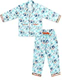 #5: ShopMozo - Multicolor Printed Girls Night Suit ( Girls Night Dress )