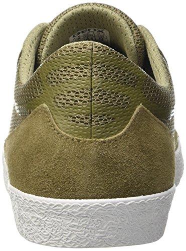Geox U Smart I, Low-Top Chaussures homme Marron (Sage)