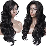 Vanessa Queen Natural Body Wave Synthetische Spitze vorne Perücke für Damen lang Perücken Hitzebeständig 61cm