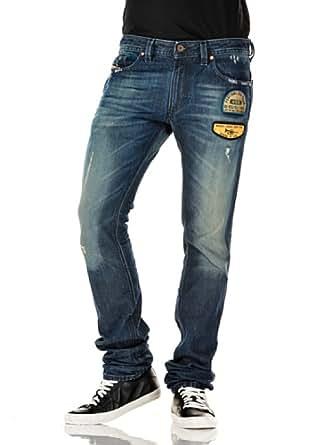 Diesel Thavar 0882R Homme jeans Bleu
