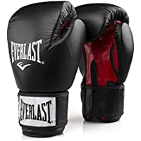 Everlast 400005, Everlast Erwachsene Boxen Punchinghandschuhe 1803, Black,10 oz