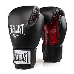 Everlast Erwachsene Boxen Punchinghandschuhe 1803, Black,10 oz