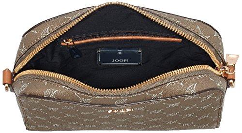 Joop Damen Cortina Cloe Shoulderbag Shz Schultertasche, 6x15x21 Cm Beige (fango)