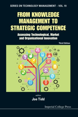 From Knowledge Management To Strategic Competence: Assessing Technological, Market And Organisational Innovation (Third Edition) (Series on Technology Management)