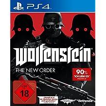 Wolfenstein: The New Order - [PlayStation 4]