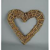 Gisela Graham - Corona decorativa (ramas), diseño de corazón