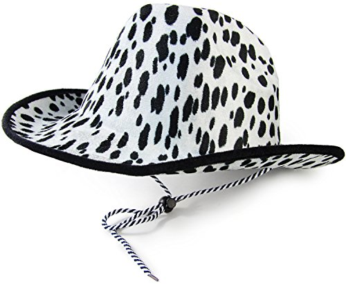 Seiler24 Cowboy Hut Animal Print - Kuh
