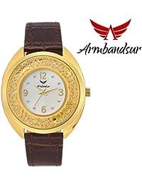Armbandsur swarovski edition white dial watch for women- abs0063ggb