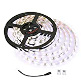 LE Lighting EVER Ruban LED Lumineux 5m, Bande Lumineuse, Etanche IP65 SMD 2835 300...