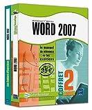 Word 2007 - Coffret de 2 livres : Le Manuel de référence + le Cahier d'exercices