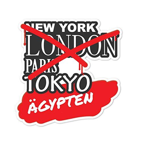 Preisvergleich Produktbild JOllify Aufkleber - ÄGYPTEN – Farbe: Design: Graffiti Streetart New York