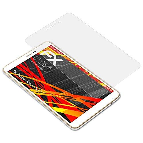 atFolix Schutzfolie kompatibel mit Huawei Honor Pad 2 Bildschirmschutzfolie, HD-Entspiegelung FX Folie (2X)