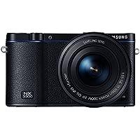 Samsung NX3300 Smart Systemkamera (20,3 Megapixel, 7,5 cm (3 Zoll) Display, Full HD Video, WiFi, NFC) inkl. 16-50 mm OIS i-Function Power-Zoom-Objektiv schwarz