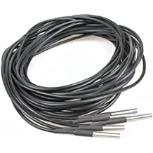Sensor de temperatura - SODIAL(R)5 x 3M Impermeable Digital Sensor de temperatura DS18b20
