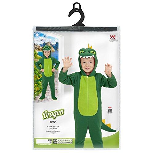 Imagen de dragón  disfraz para niños  niño  edad 2 3  104cm alternativa