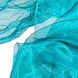 Haus und Deko Organza Stoff ca. 145x200 cm Textil Dekostoff