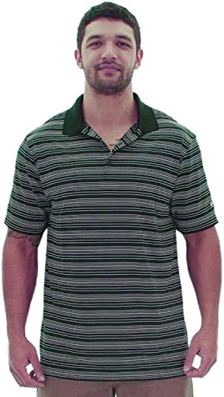 Nike Men's Dri Fit Tech Golf Polo Striped