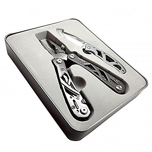 Gerber 31-003208 Suspension & Mini Pasraframe Combo (Gerber Gear Multitool)