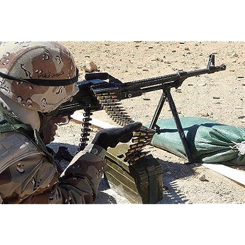 Operator's Manual:  Soviet PK Series 7.62 x 54R mm General Purpose Machine Gun / Machinegun (English Edition)