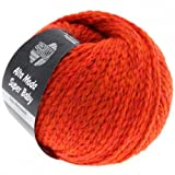 Lana Grossa Alta Moda Super Baby 018 orange rust 50g Wolle