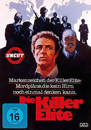 Die Killer Elite - Uncut