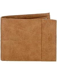 Laurels Genuine Leather Tan Color Semi Formal Men's Wallet