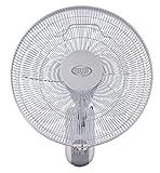 ARGO Lotus Ventilatore da Parete, 230 V, Bianco