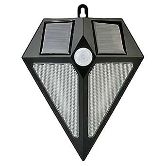 VORCOOL IP65 Impermeabile Energia Solare Luce Leggero Movimento Sensore Controllata Lampada