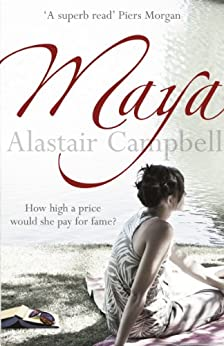 Maya by [Campbell, Alastair]