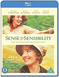 Sense and Sensibility (Blu-ray + UV Copy) [1995] [Region Free]