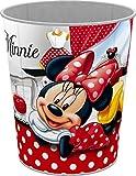 Star Licensing 40240 Cestino Minnie, Multicolore, 23.5 x 23.5 x 24 cm